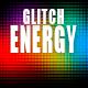 Powerful Energy Glitch Logo