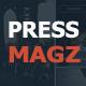 PresssMagz - Editorial News & Magazine WordPress Theme - ThemeForest Item for Sale