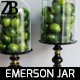 Z Gallerie Emerson Bell Jar - 3DOcean Item for Sale