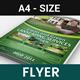 Landscape and Gardening Flyer - GraphicRiver Item for Sale