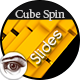 3D Cubes Spin Slideshow - VideoHive Item for Sale