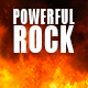 Powerful Drive Energy Heavy Rock