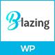 Blazing - Corporate WordPress Theme - ThemeForest Item for Sale