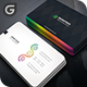 Creative Rainbow Business Card - GraphicRiver Item for Sale