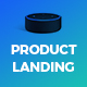 Eco - Product Landing Page - ThemeForest Item for Sale
