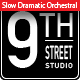 Slow Dramatic Orchestra - AudioJungle Item for Sale