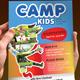 Kids Camp Flyer - GraphicRiver Item for Sale