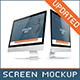 Responsive Screen Mockup - GraphicRiver Item for Sale
