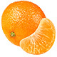 Collection of Isolated Tangerines - GraphicRiver Item for Sale