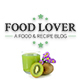 FOOD LOVER -PSD Template - ThemeForest Item for Sale