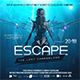 EDM Banner Template - GraphicRiver Item for Sale