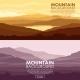 Set of Mountain Landscapes - GraphicRiver Item for Sale