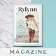 Rylynn Magazine - GraphicRiver Item for Sale