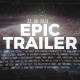 Cinematic Trailer - Epic Trailer - VideoHive Item for Sale