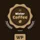 Mister Coffee - Caffeine Market Online Store WordPress Theme - ThemeForest Item for Sale