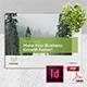 Creative Brochure Vol. 26 - A4 Landscape - GraphicRiver Item for Sale