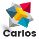 Carlos - Creative Agency Template - ThemeForest Item for Sale