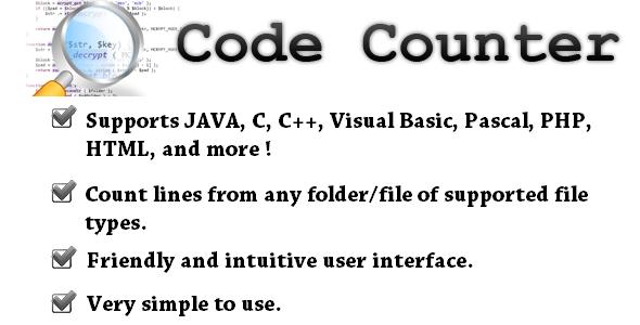 Code Counter