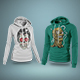 Hoodie Mock-Up Vol.1 - GraphicRiver Item for Sale