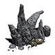Western Hills - stone teeth 01 - 3DOcean Item for Sale