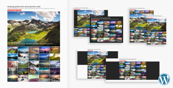 Photo of Keskin Galeri WordPress Full Download