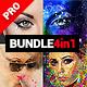 4in1 Bundle - Premium - Photoshop Actions - GraphicRiver Item for Sale