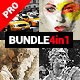 4in1 Bundle - Artisticum - Photoshop Actions - GraphicRiver Item for Sale
