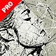 Plexus Art - Skeletum - Photoshop Action - GraphicRiver Item for Sale