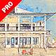 Architecture Sketch Tools - Architectum 2 - Photoshop Action - GraphicRiver Item for Sale