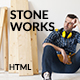 Stoneworks - A Professional HTML Template for Construction, Architect & Building Business - ThemeForest Item for Sale