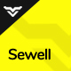 Sewell - Photography WordPress Theme - ThemeForest Item for Sale