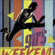 Weekend Vintage Music Poster A3 - GraphicRiver Item for Sale