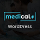 Medical Plus - Health Care, Clinic WordPress Theme - ThemeForest Item for Sale
