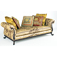 Royal Sofa With Pillows - 3DOcean Item for Sale