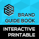 Interactive & Printable Branding Identity Guidelines Book - GraphicRiver Item for Sale
