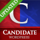 Candidate - Political WordPress Theme - ThemeForest Item for Sale