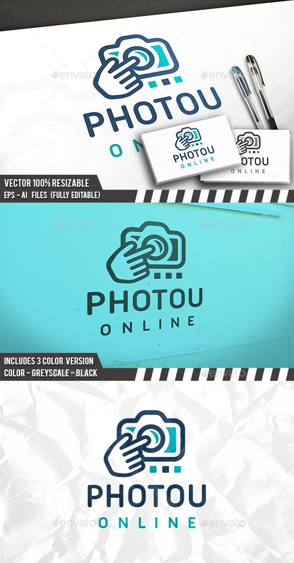 Photo Touch Logo