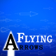 Flying Arrows on Blue BG - HD - VideoHive Item for Sale