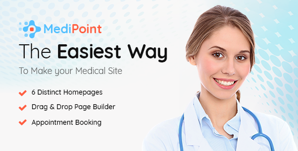 MediPoint - Doctor & Medical Theme
