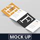 4-Fold Brochure Mockup - Din A4 A5 A6 - GraphicRiver Item for Sale