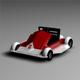 3D cart model - 3DOcean Item for Sale