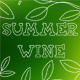 Summer Wine - Hand Drawn Font - GraphicRiver Item for Sale