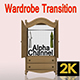 Wardeobe Transitions - VideoHive Item for Sale