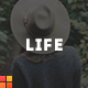 Life - Boxed Portfolio WordPress Theme - ThemeForest Item for Sale
