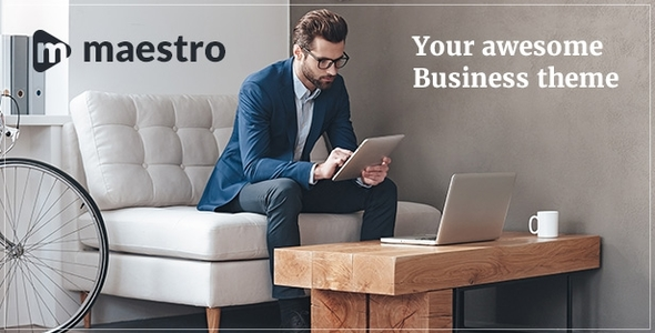 Business - Business Maestro WordPress for Business
