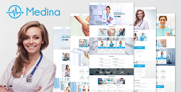 Medical | Medina Medical WordPress
