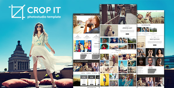 Photography - CropIt Photography WordPress for photography