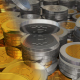 Bitcoins Fall - VideoHive Item for Sale
