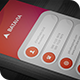 Stylish Corporate Business Card - GraphicRiver Item for Sale