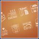Food Truck Logo Vector Badges Set - GraphicRiver Item for Sale